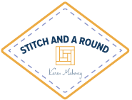 Stich and a Round logo